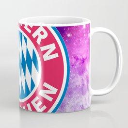 Bayern Munchen Galaxy Design Coffee Mug