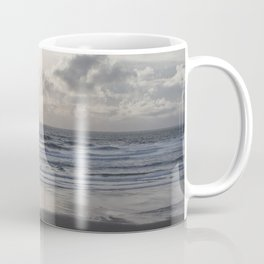 Silver Scene Coffee Mug