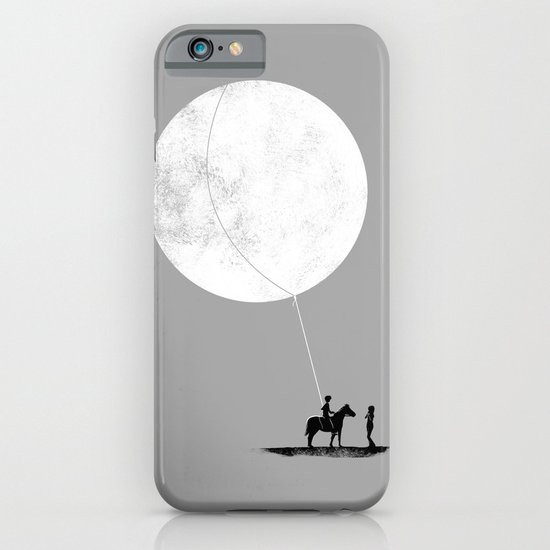 do you want the moon? iPhone & iPod Case