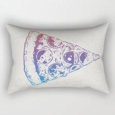 All Seeing Pizza Rectangular Pillow
