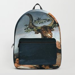 THE SABBATH OF THE WITCHES - GOYA Backpack