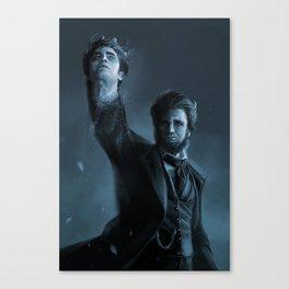 ABE THE HUNTER Canvas Print