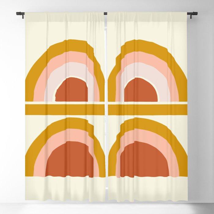 Last Rainbow Blackout Curtain