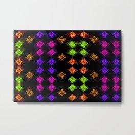 Colorandblack series 1521 Metal Print
