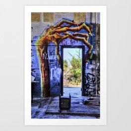 The Land Of OZ Art Print
