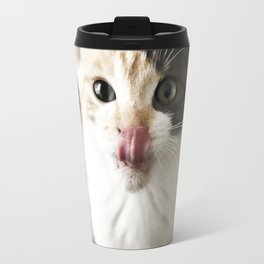 Kitty Noms Travel Mug