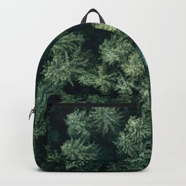 Forest from above - Landscape Photography Backpack