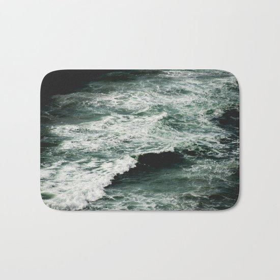 Glory Waves Bath Mat