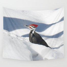 Snowbird 2 Wall Tapestry
