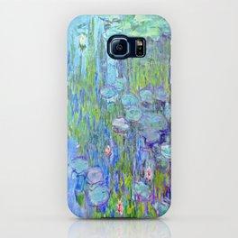 Water Lilies monet : Nympheas iPhone Case