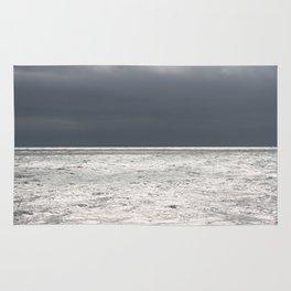 Ominous Ocean Rug