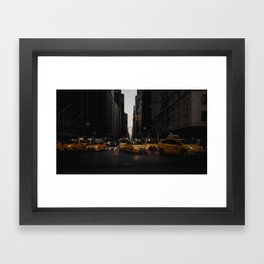 Tax-sea Framed Art Print
