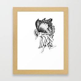 Fairy Framed Art Print