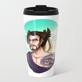 Hanzo Metal Travel Mug