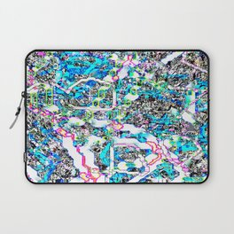 Every Wave Is Tidal Laptop Sleeve