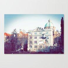 Prague 02 Canvas Print