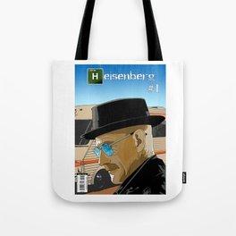 Heisenberg #1 Tote Bag
