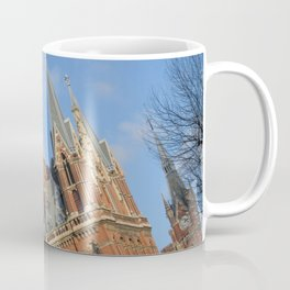 St Pancras Station, London Coffee Mug
