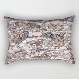 :: Gray Sky Morning :: Rectangular Pillow