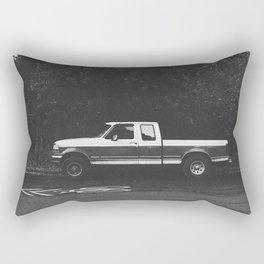 Pickup truck - Eugene - Oregon Rectangular Pillow