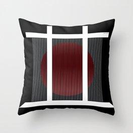 Esfera Caracas Throw Pillow
