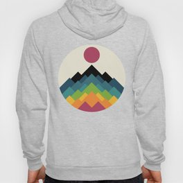 Life Is A Mountain Hoody