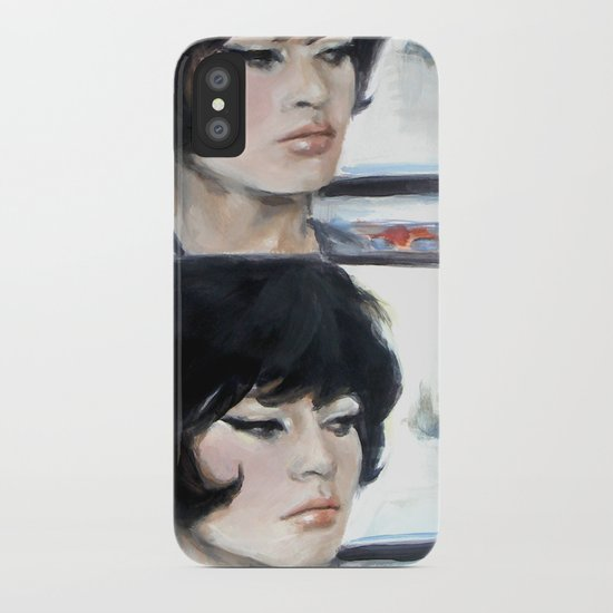 Camille iPhone Case