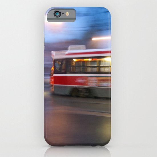Steel in Motion iPhone & iPod Case