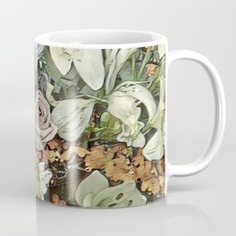 Toony World - Floral 7 Coffee Mug
