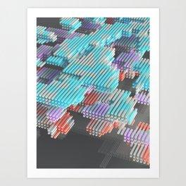 IEEE Art Print