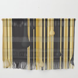 DRIPPING IN GOLD Wall Hanging