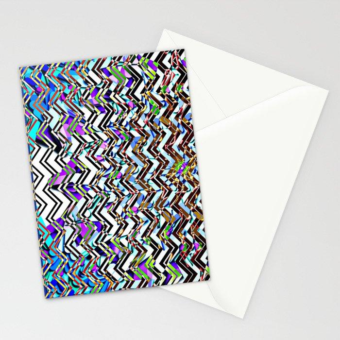 CHEVROMELT Stationery Cards