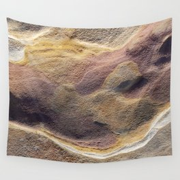 Curvy Tones Wall Tapestry