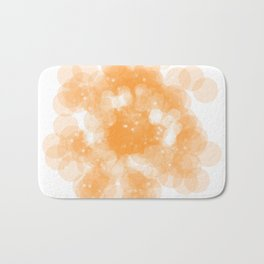 Super Orange Bath Mat