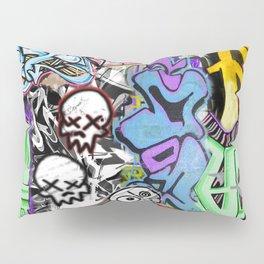 Graffiti is art. Pillow Sham