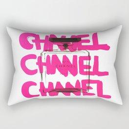 Channel Parfum Rectangular Pillow