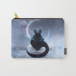 Ice Dragon Carry-All Pouch