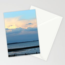 Behind the Clouds Stationery Cards