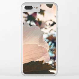 loving you Clear iPhone Case