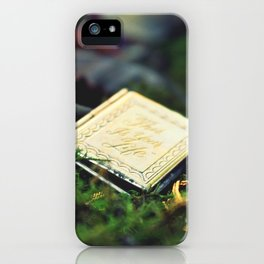 The Locket #2 iPhone Case