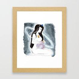 Mother Universe Framed Art Print