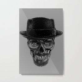 Dead Heisenberg Metal Print