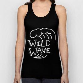 Wild Wave Unisex Tank Top