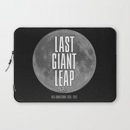 Last Giant Leap Laptop Sleeve