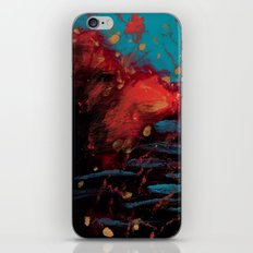 Coral Reef iPhone Skin