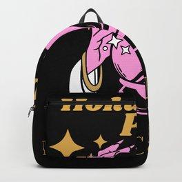 Hokus Pokus Fick dich Modus Sarkasmus Backpack
