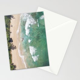 North Shore Palms Stationery Cards