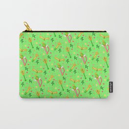 Sailor Jupiter Pattern / Sailor Moon Carry-All Pouch