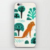 jaguar iPhone & iPod Skins featuring  Jaguar by Hui_Yuan-Chang