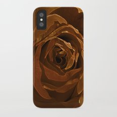 september gold iPhone X Slim Case
